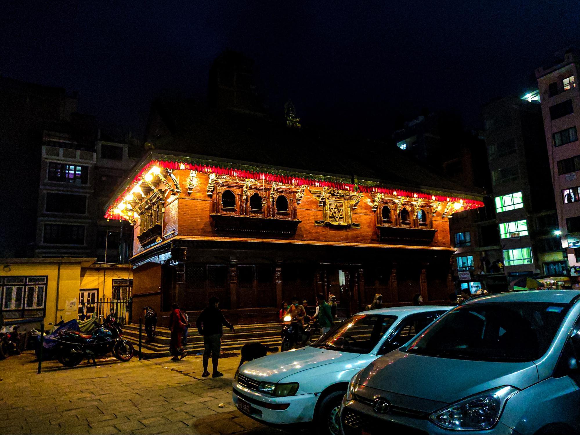 culture and art of kathmandu