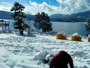 beautiful and tranquil Rara Lake