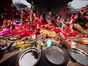 Newar-community-in-Nepal